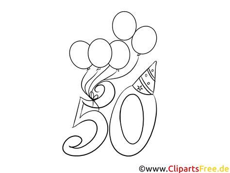 Malvorlage 50