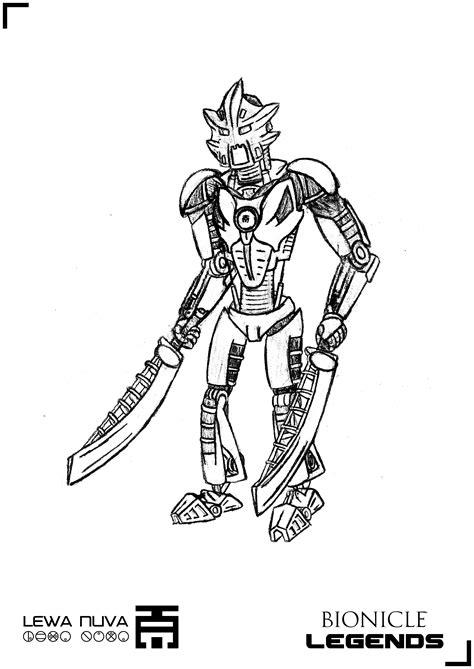 Malvorlage Bionicle