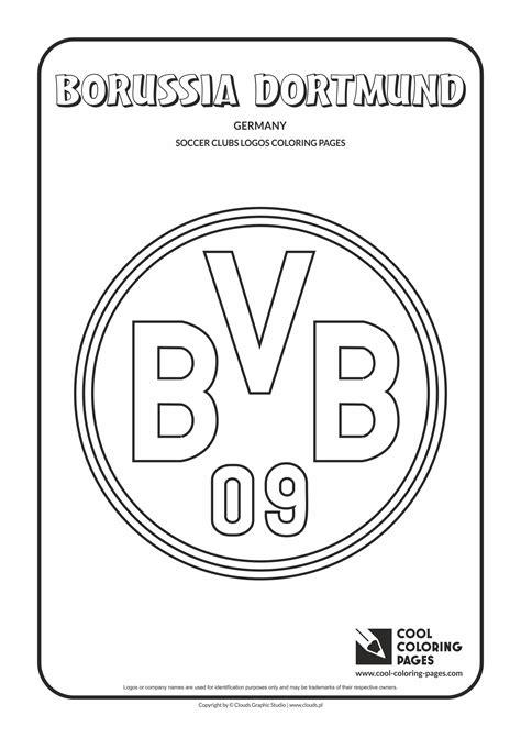 Malvorlage Borussia Dortmund
