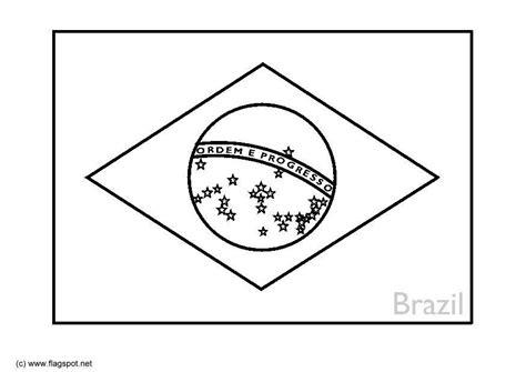 Malvorlage Brasilien