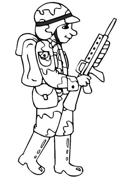Malvorlage Bundeswehr