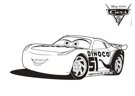 Malvorlage Cars Gratis
