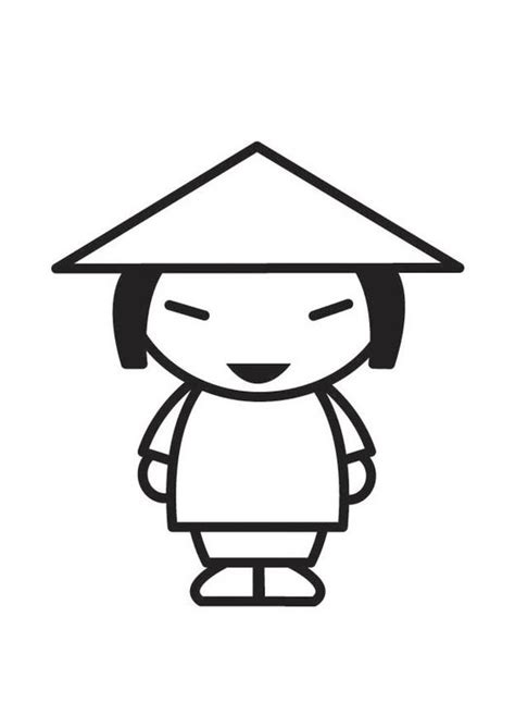 Malvorlage Chinese
