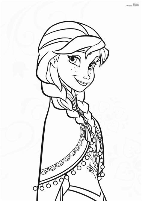 Malvorlage Elsa Zum Ausdrucken