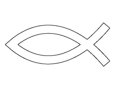 Malvorlage Fisch Christliches Symbol