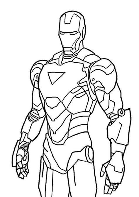 Malvorlage Ironman