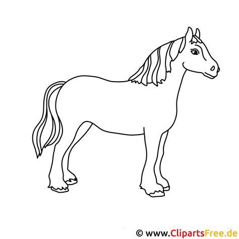 Malvorlage Kostenlos Pferd