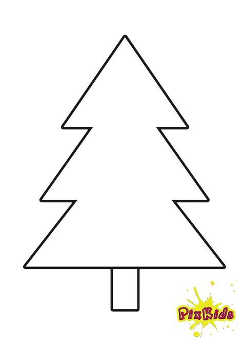 Malvorlage Tannenbaum Einfach