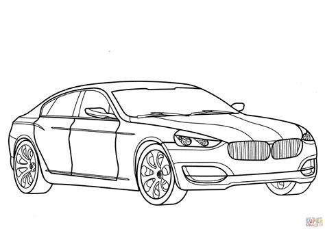 Malvorlagen Auto Bmw
