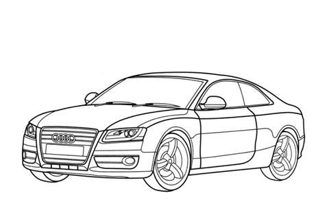 Malvorlagen Autos Zum Ausdrucken Jung