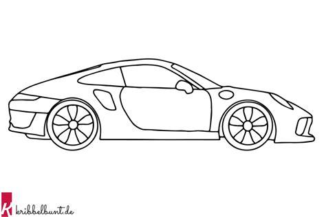 Malvorlagen Autos Zum Ausdrucken Word