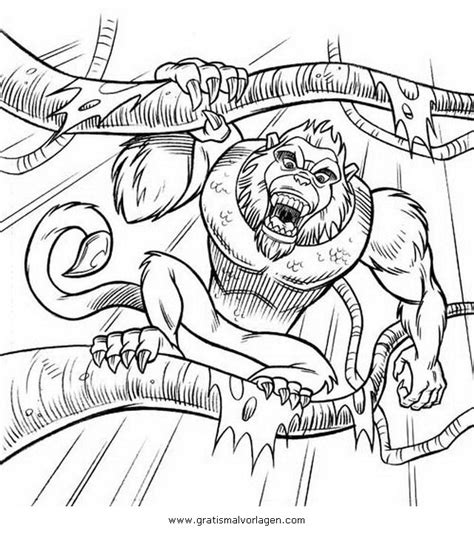 Malvorlagen Beast Quest Gratis