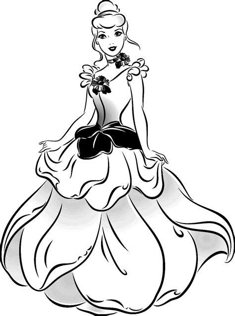 Malvorlagen Cinderella Baby
