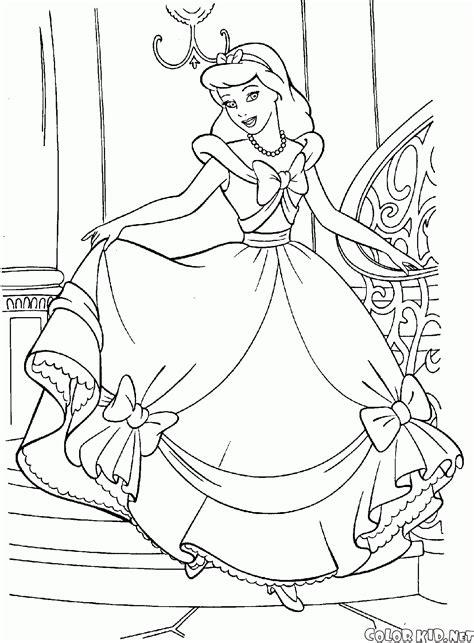 Malvorlagen Cinderella Gratis