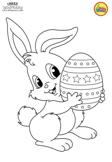 Malvorlagen Clown Bunny