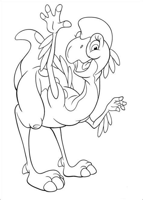 Malvorlagen Dinosaurier Land Vor Unserer Zeit