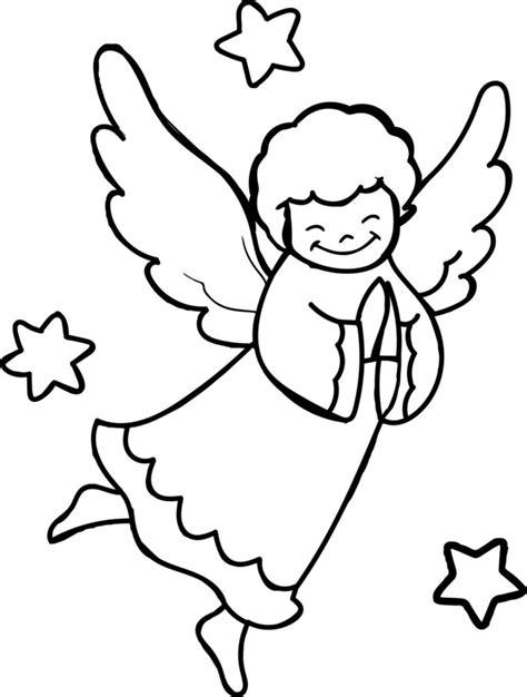 Malvorlagen Engel In English