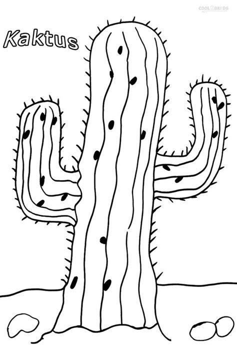 Malvorlagen Für Kinder Kaktus
