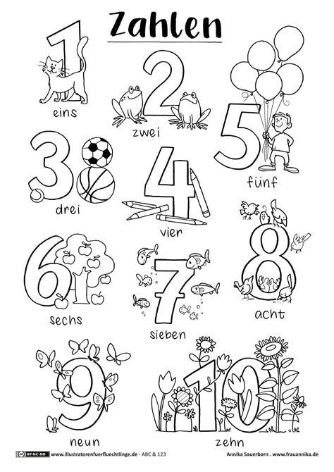 Malvorlagen Für Kinder Lernen