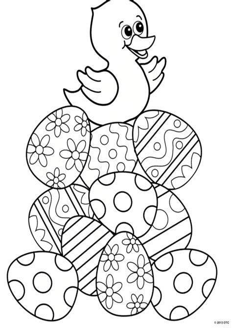 Malvorlagen Für Kinder Ostern