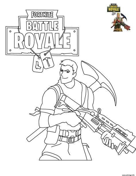 Malvorlagen Fortnite Battle Royale