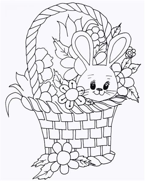 Malvorlagen Frühling Ostern