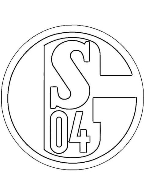 Malvorlagen Fußball Bundesliga