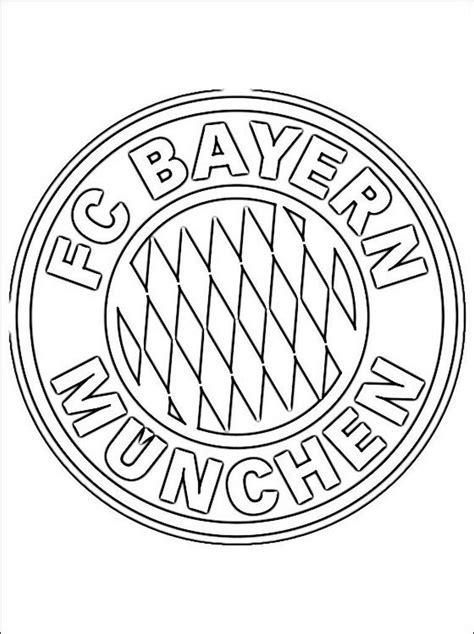 Malvorlagen Fußball Wappen