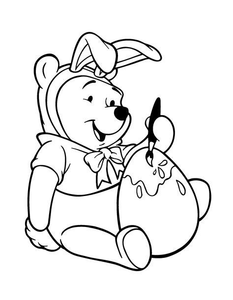 Malvorlagen Gratis Winnie Pooh