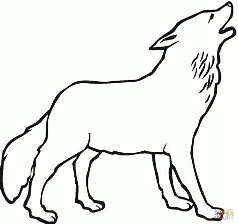 Malvorlagen Gratis Wolf