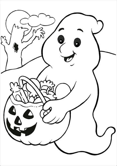 Malvorlagen Halloween Kinder