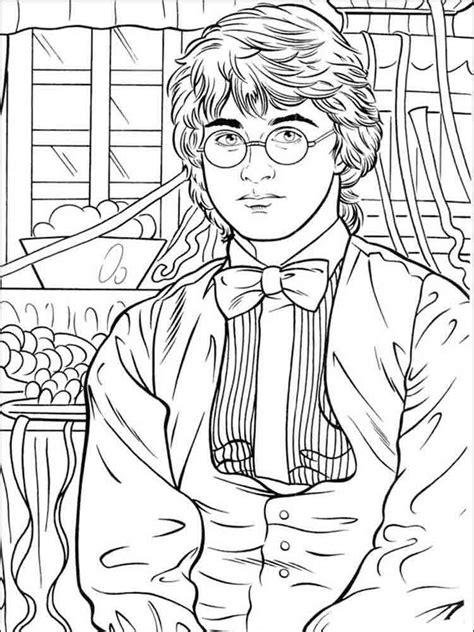 Malvorlagen Harry Potter Drucken