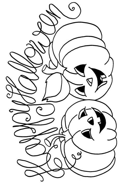 Malvorlagen Herbst Halloween