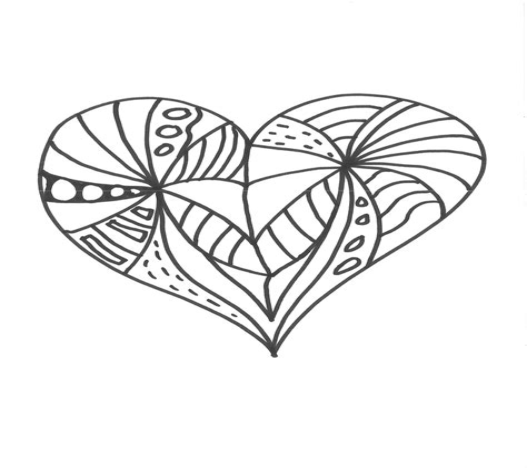 Malvorlagen Herzen Zum Ausdrucken