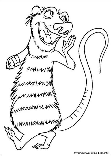 Malvorlagen Ice Age Cake