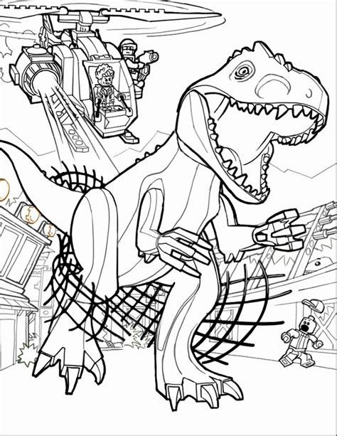 Malvorlagen Jurassic World Hack