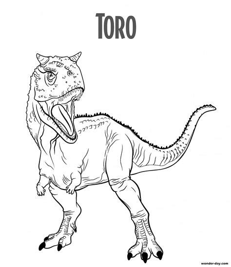 Malvorlagen Jurassic World Zombie