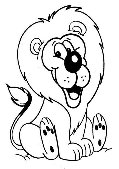 Malvorlagen Kinder Löwe