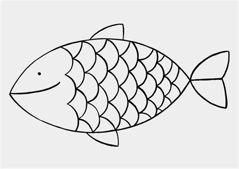 Malvorlagen Kostenlos Fisch