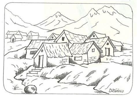 Malvorlagen Landschaftsbilder