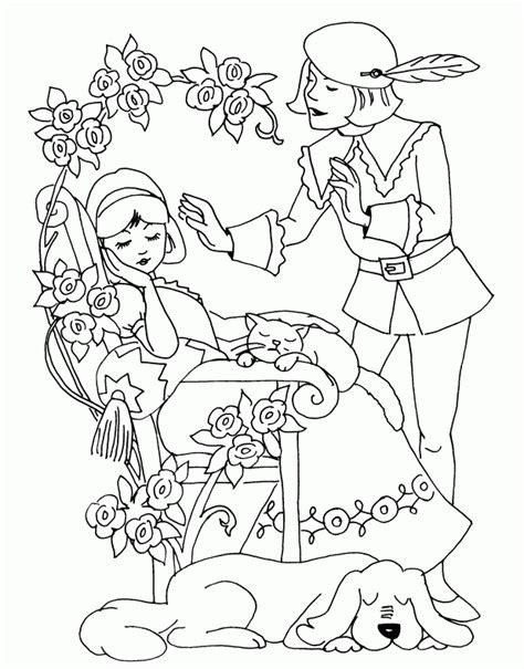 Malvorlagen Märchen