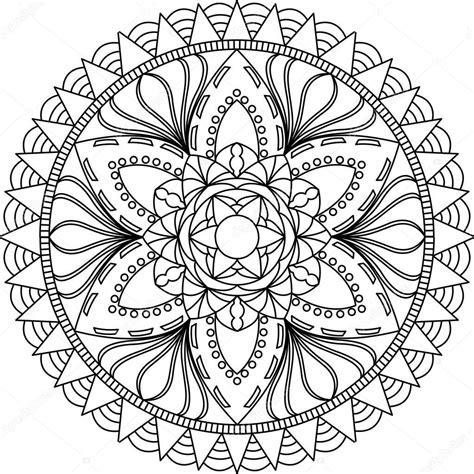 Malvorlagen Mandala Für Erwachsene