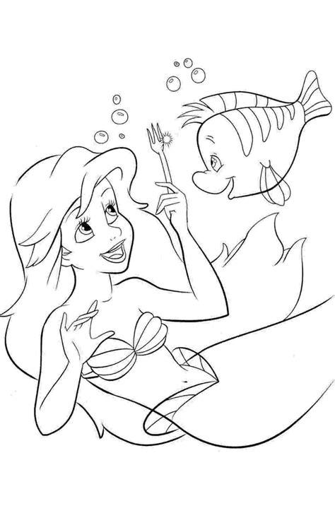 Malvorlagen Meerjungfrauen Zum Drucken
