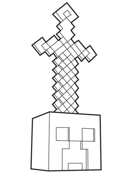 Malvorlagen Minecraft Drucken