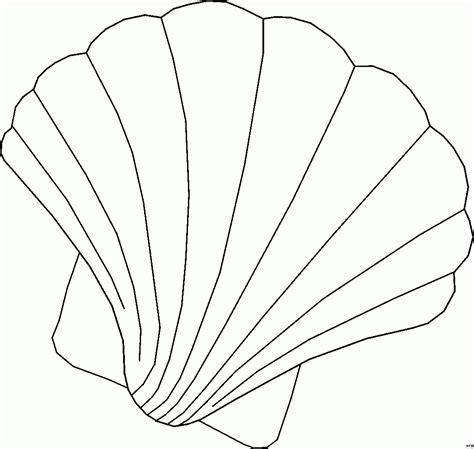 Malvorlagen Muscheln Seesterne