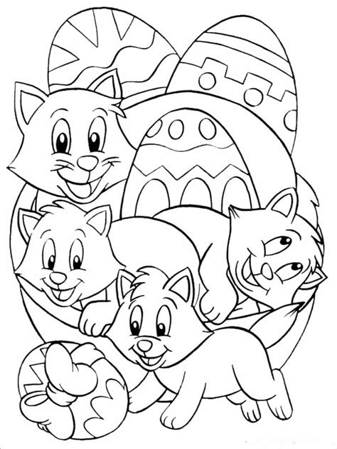 Malvorlagen Ostern Kinder