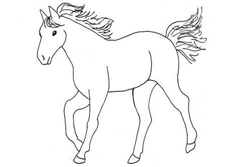 Malvorlagen Pferde Zum Ausdrucken Selber Machen