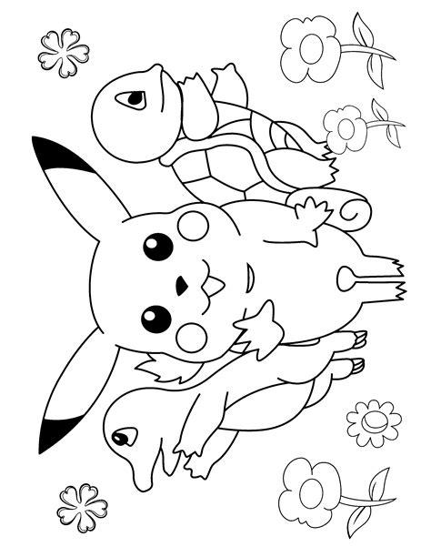 Malvorlagen Pokemon Gratis