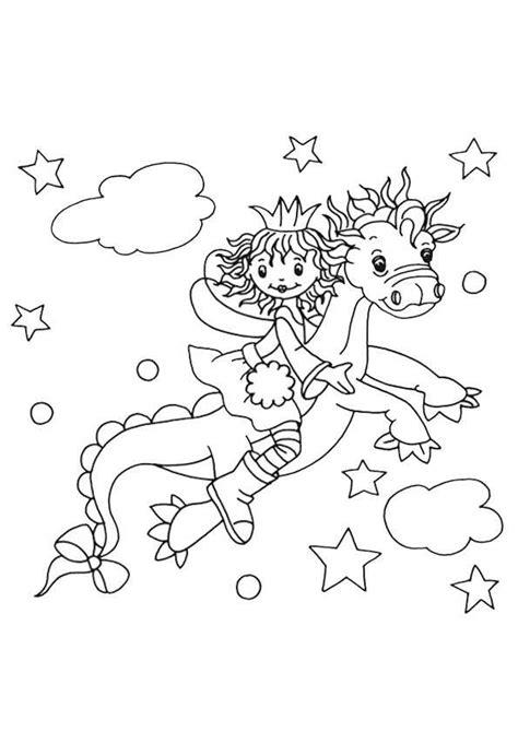 Malvorlagen Prinzessin Lillifee Mit Einhorn