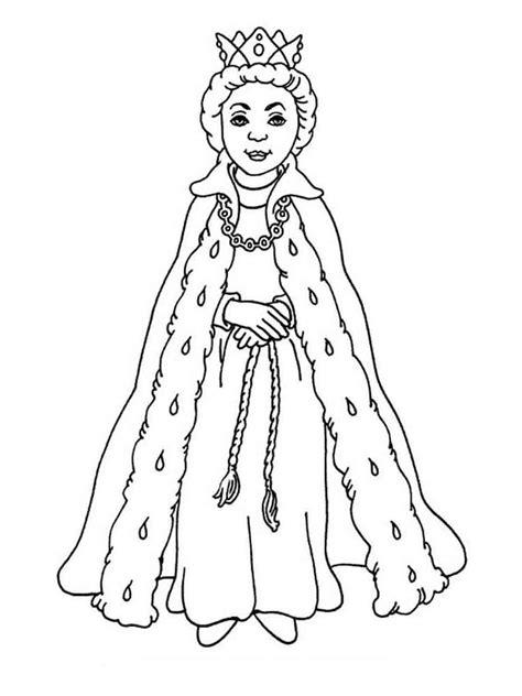 Malvorlagen Queen Kostenlos